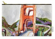The Golden Gate Bridge San Francisco Carry-all Pouch