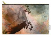 The Golden Horse Carry-all Pouch