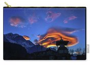 The Golden Light Of Nepal Carry-all Pouch