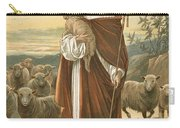 The Good Shepherd Carry-all Pouch by John Lawson