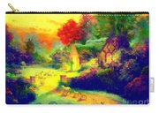 The Good Shepherd Painting In Hotty Totty  Carry-all Pouch