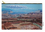 Dead Horse Point, Moab Utah Carry-all Pouch