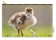 The Gosling And The Flower Carry-all Pouch