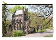 The Gothic Temple In Spring Grove Cemetery Carry-all Pouch
