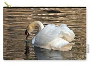 The Graceful Swan  Carry-all Pouch
