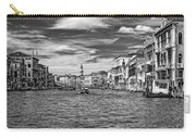 The Grand Canal Bw Carry-all Pouch