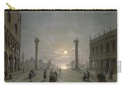The Grand Canal From Piazza San Marco Carry-all Pouch