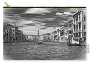 The Grand Canal - Paint Bw Carry-all Pouch
