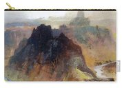 The Grand Canyo Carry-all Pouch by Thomas Moran