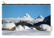 The  Grand Tetons From Alta Wyoming Carry-all Pouch