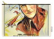 The Great Air Robbery 1919 Carry-all Pouch