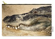 The Great Alligator Carry-all Pouch