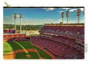 The Great American Ball Park - Cincinnati Carry-all Pouch