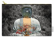 The Great Buddha Carry-all Pouch