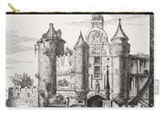 The Great Chatelet Of Paris. Principal Carry-all Pouch