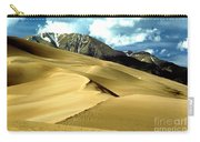The Great Colorado Sand Dunes Color Print Carry-all Pouch