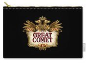 The Great Comet Carry-all Pouch