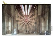 The Great Hall, Winchester Castle, Hampshire Zoom Burst Carry-all Pouch