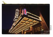 The Great Movie Marquee Carry-all Pouch