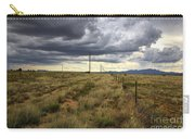 The Great Plains Of New Mexico Carry-all Pouch
