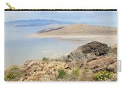 The Great Salt Lake 3 Carry-all Pouch