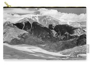 The Great Sand Dune Valley Bw Carry-all Pouch