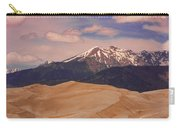 The Great Sand Dunes And Sangre De Cristo Mountains Carry-all Pouch