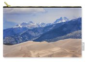 The Great Sand Dunes Color Print 45 Carry-all Pouch