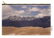 The Great Sand Dunes Panorama 1 Carry-all Pouch
