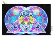 The Great Vesica Pyramid Carry-all Pouch by Derek Gedney