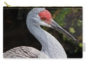 The Greater Sandhill Crane Carry-all Pouch