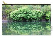 The Green Bush Hdr Carry-all Pouch