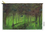 The Green Forest Carry-all Pouch