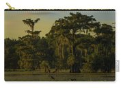 The Green Green Trees Of Home Carry-all Pouch