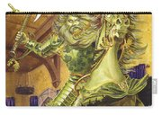 The Green Knight Carry-all Pouch by Melissa A Benson
