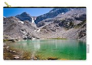 The Green Of Treasure Lake 3  Carry-all Pouch