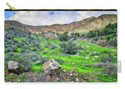 The Greening Of The Las Llajas Trail  Carry-all Pouch