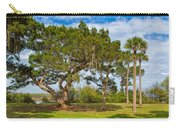 The Grounds Of The Kingsley Plantation Carry-all Pouch