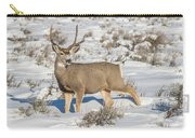 The Gtnp Mule Deer Buck Carry-all Pouch