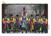 The Guards Of Seoul. Carry-all Pouch