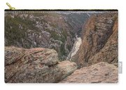 The Gunnison River At Black Canyon Carry-all Pouch