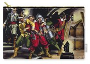 The Gunpowder Plot Carry-all Pouch by Ron Embleton