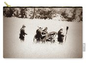 The Guns Of Gettysburg Carry-all Pouch