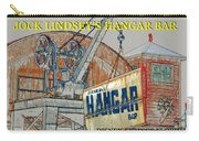 The Hangar Bar Poster Work A Carry-all Pouch