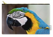 The Happy Macaw Carry-all Pouch