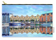 The Harbor At Galway Carry-all Pouch