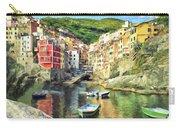 The Harbor At Rio Maggiore Carry-all Pouch