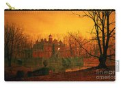 The Haunted House Carry-all Pouch by John Atkinson Grimshaw