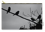 Leo, The Hawk Is Two Doors Down Carry-all Pouch