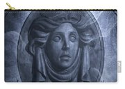 The Headstone Of Madame Leota Carry-all Pouch